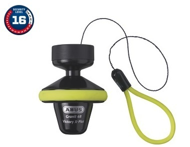 Abus Candado Disco  Granit Victory X- Plus 68 roll up