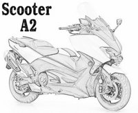 SCOOTER A2