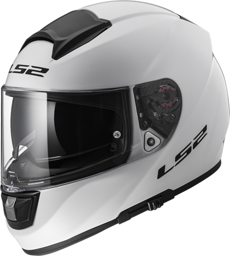 Casco LS2 VECTOR HPFC EVO FF397 SOLID White