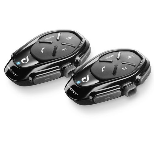Intercomunicador Interphone SPORT Twin Pack