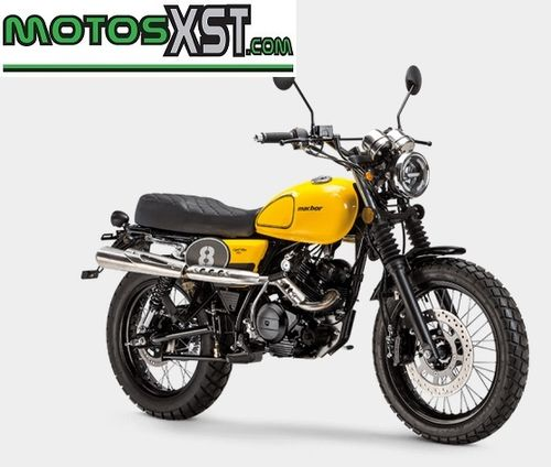 10CV AC Macbor Eight Mile 125 Euro4