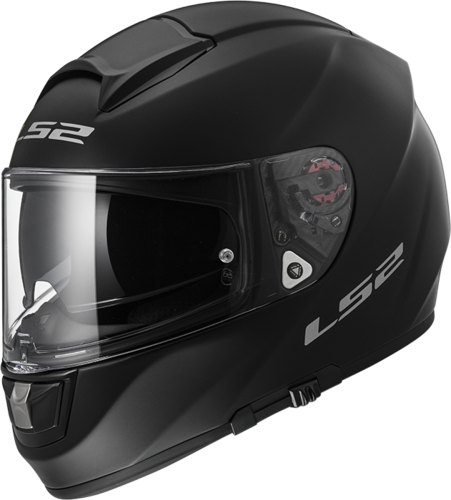 Casco LS2 VECTOR HPFC EVO FF397 SOLID Matt Black