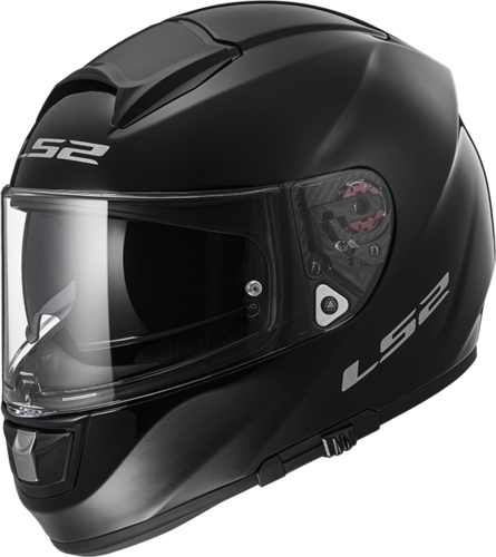 Casco LS2 VECTOR HPFC EVO FF397 SOLID Black