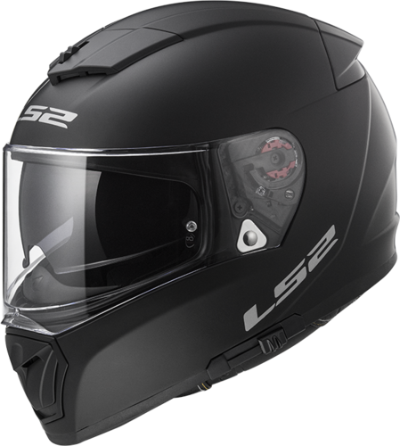 Casco LS2 BREAKER FF390 SOLID Matt Black