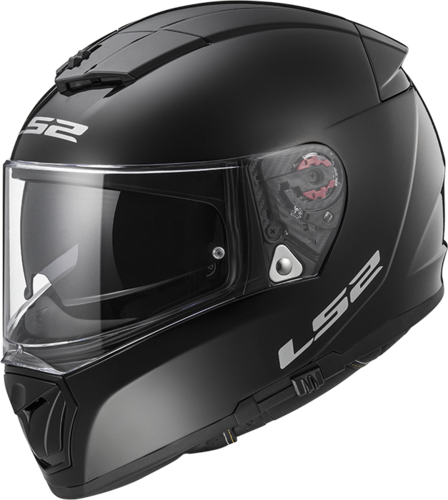 Casco LS2 BREAKER FF390 SOLID Black