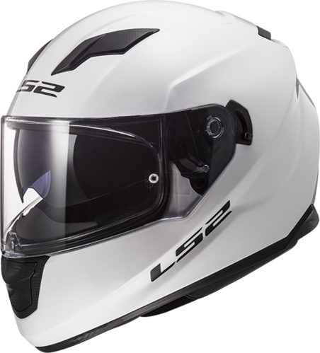 Casco LS2 STREAM EVO FF320 SOLID White