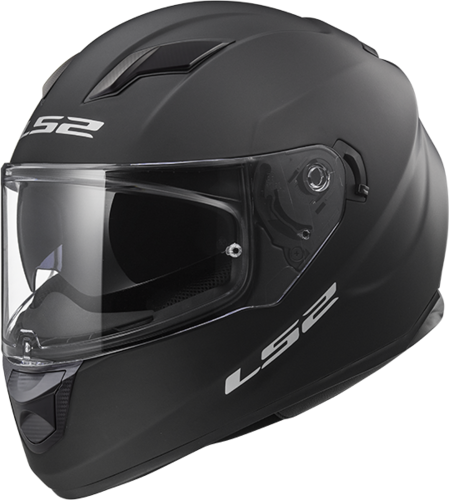 Casco LS2 STREAM EVO FF320 SOLID Matt Black