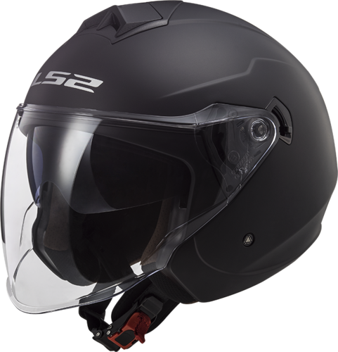 Casco LS2 TWISTER II OF573 SOLID Matt Black