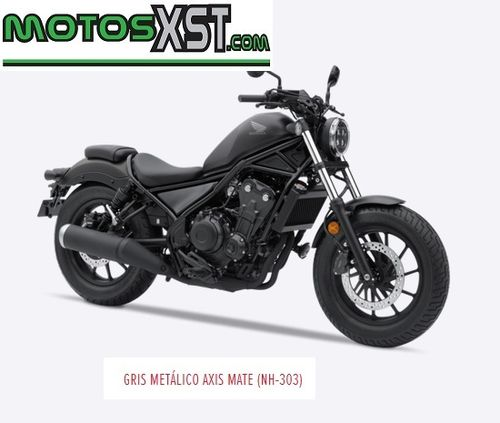 046CV Honda REBEL 500 ABS 2020