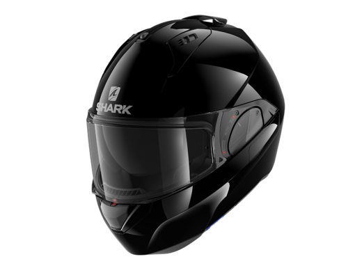 Casco Shark EVO-ES BLANK Black