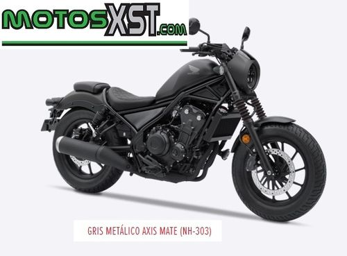 046CV Honda REBEL 500 ABS Special Edition 2020