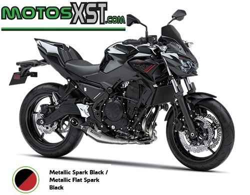 068CV Kawasaki Z650 PERFORMANCE ABS 2021 Euro5