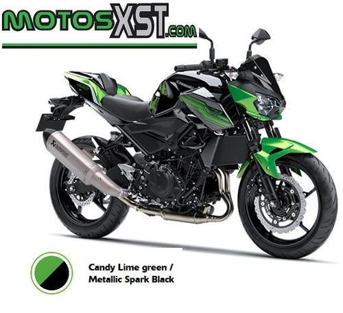 045CV Kawasaki Z400 PERFORMANCE ABS 2020 Euro4