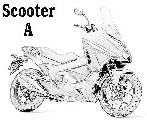 SCOOTER A